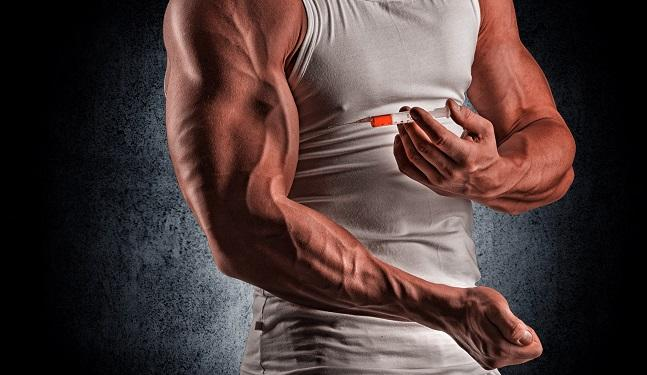 steroid use when building